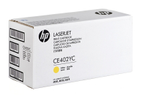 ОРИГИНАЛЬНЫЙ КАРТРИДЖ HP CE402YC (6000 СТР., желтый) ДЛЯ ПРИНТЕРОВ HP Color LaserJet Enterprise 500 M551, HP Color LaserJet Enterprise 500 M575dn, HP Color LaserJet Pro 500 M570dn