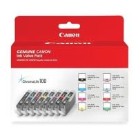 Оригинальный картридж CANON CLI-42 MultiPack 8 шт. (104 мл., черный + цветные)