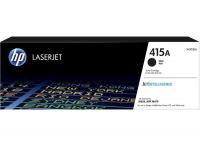 Оригинальный картридж HP 415A W2030A (черный, 2400 стр.)