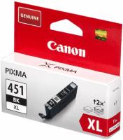 Картридж Canon CLI-451XLBK 6472B001