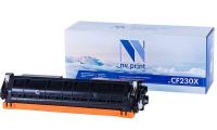 Картридж NVP совместимый NV-CF230XT для HP LaserJet Pro M227fdn/ M227fdw/ M227sdn/ M203dn/ M203dw (3500 стр)