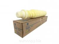 Тонер Konica-Minolta AccurioPress C2060/C2070/C2070P желтый TN-619Y (o)