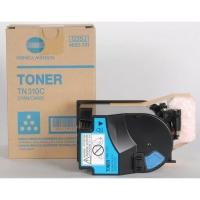 Оригинальный тонер-картридж Konica-Minolta TN-310C (11500 стр., голубой)