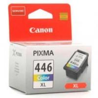 Оригинальный картридж CANON CL-446XL (16 мл., трехцветный)