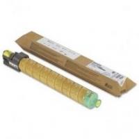 Оригинальный тонер-картридж Ricoh тип MP C3503 (18000 стр., желтый)