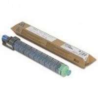 Оригинальный тонер-картридж Ricoh тип MP C3503 (18000 стр., голубой)
