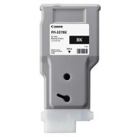 Оригинальный картридж CANON PFI-207BK (300 мл, черный)
