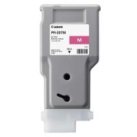 Оригинальный картридж CANON PFI-207M (300 мл., пурпурный)