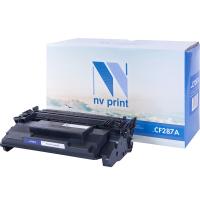 Картридж NVP совместимый NV-CF287A для HP LaserJet Pro M506dn/ M506x/ M501dn/ M501n/ M527dn/ M527f/ M527c (9000 стр )