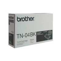 Оригинальный тонер-картридж Brother TN-04BK (10000 стр., черный)
