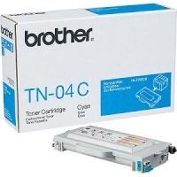 Оригинальный тонер-картридж Brother TN-04C (6600 стр., голубой)