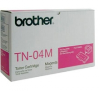Оригинальный тонер-картридж Brother TN-04M (6600 стр., пурпурный)