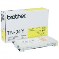 Оригинальный тонер-картридж Brother TN-04Y (6600 стр., желтый)