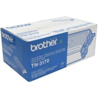 Оригинальный картридж Brother TN-3170 (7000 стр., черный)