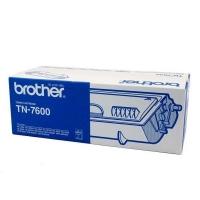 Оригинальный тонер-картридж Brother TN-7600 (6500 стр., черный)