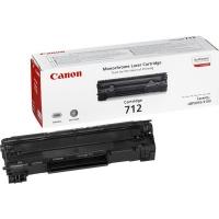 Оригинальный картридж Canon 712 (1500 стр., черный)