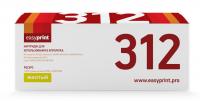 Картридж EasyPrint HP CE312A (LH-312A) (1000 стр., желтый) с чипом
