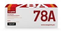 Картридж EasyPrint HP CE278A/Canon 728/726 (LH-78A) (2100 стр., черный) с чипом