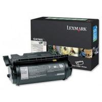 Оригинальный картридж Lexmark 12A7465 (32000 стр., черный)