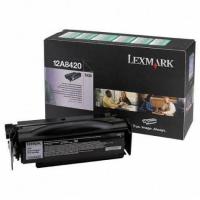 Оригинальный картридж Lexmark 12A8420 (6000 стр., черный)