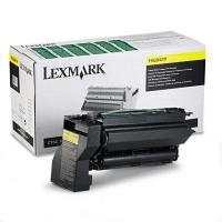 Оригинальный картридж Lexmark 15G041Y (6000 стр., желтый)