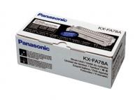 Оригинальный фотобарабан Panasonic KX-FA78A7 (6000 стр., черный)