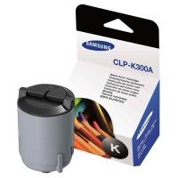 Оригинальный картридж Samsung CLP-K300A (2000 стр., черный)