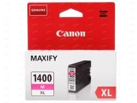 Картридж CANON PGI-1400XL M Magenta для MAXIFY МВ2040/МВ2340
