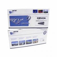 Картридж HP Color LJ CP 1215/CM 1312/ CANON LBP-5050 CB543A (125A)/Cartridge 716M кр (1,4K) UNITON