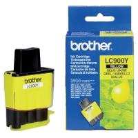 Оригинальный картридж BROTHER LC900Y (400 стр., желтый)