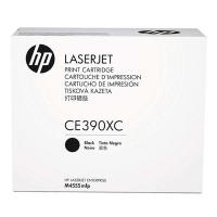 Оригинальный картридж HP CE390XC