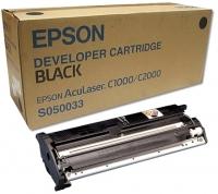 Оригинальный картридж EPSON C13S050033 (6000 стр., черный)