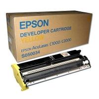 Оригинальный картридж EPSON C13S050034 (6000 стр., желтый)