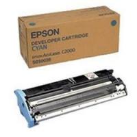 Оригинальный картридж EPSON C13S050036 (6000 стр., голубой)