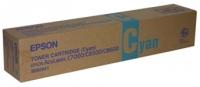 Оригинальный картридж EPSON C13S050041 (6000 стр., голубой)