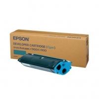Оригинальный картридж EPSON C13S050099 (4500 стр., голубой)