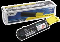 Оригинальный картридж EPSON C13S050187 (4000 стр., желтый)