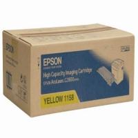 Оригинальный картридж EPSON C13S051158 (6000 стр., желтый)