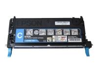 Оригинальный картридж EPSON C13S051160 (6000 стр., голубой)