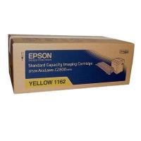 Оригинальный картридж EPSON C13S051162 (2000 стр., желтый)