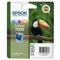 Оригинальный картридж EPSON T009 (330 стр., голубой + светло-голубой + пурпурный + светло-пурпурный + желтый)