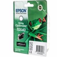 Оригинальный картридж EPSON T0540 (400 стр., прозрачный глянцевый)