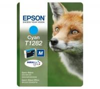 Оригинальный картридж EPSON T1282 (235 стр., голубой)