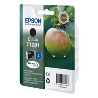 Оригинальный картридж EPSON T1291 (400 стр., черный)
