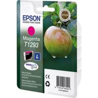 Оригинальный картридж EPSON T1293 (370 стр., пурпурный)