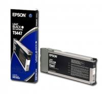 Оригинальный картридж EPSON T5447 (220 мл., серый)