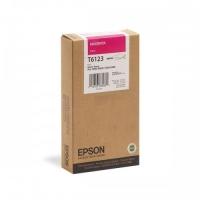 Оригинальный картридж EPSON T5963 (350 мл., пурпурный насыщенный)
