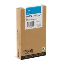 Оригинальный картридж EPSON C13T603200 (220 мл., голубой)
