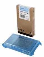 Оригинальный картридж EPSON T6035 (220 мл., светло-голубой)
