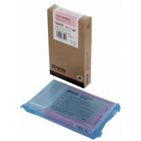 Оригинальный картридж EPSON T603C (220 мл., светло-пурпурный)